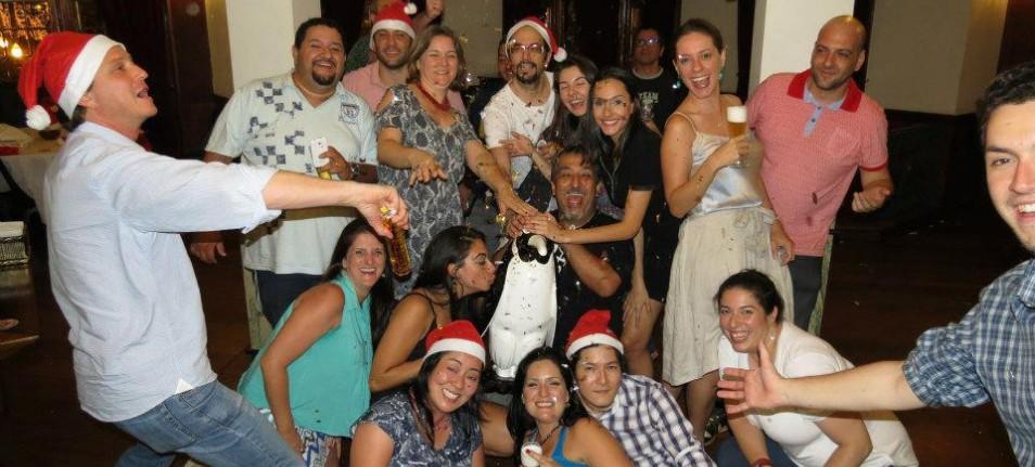 Alta comemora 9 anos com festa no Pinguim