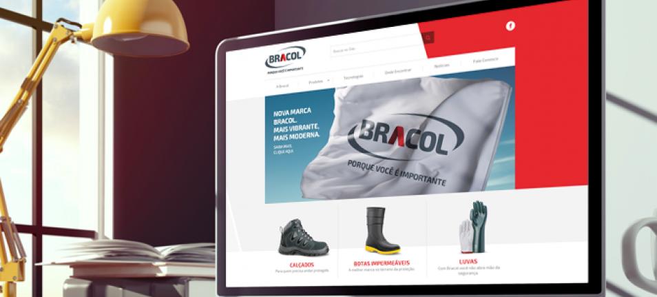 Áreas integradas da Alta com nova marca, campanha e site para a Bracol
