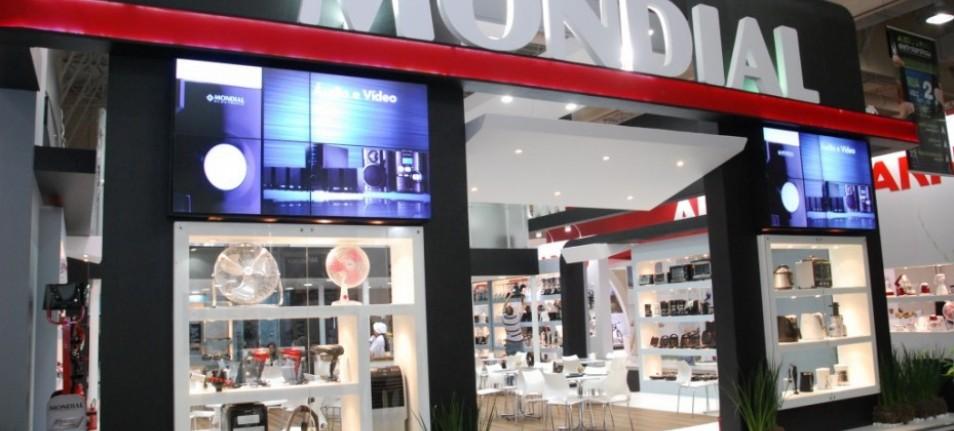 Alta com estande para Mondial na Eletrolar 2012