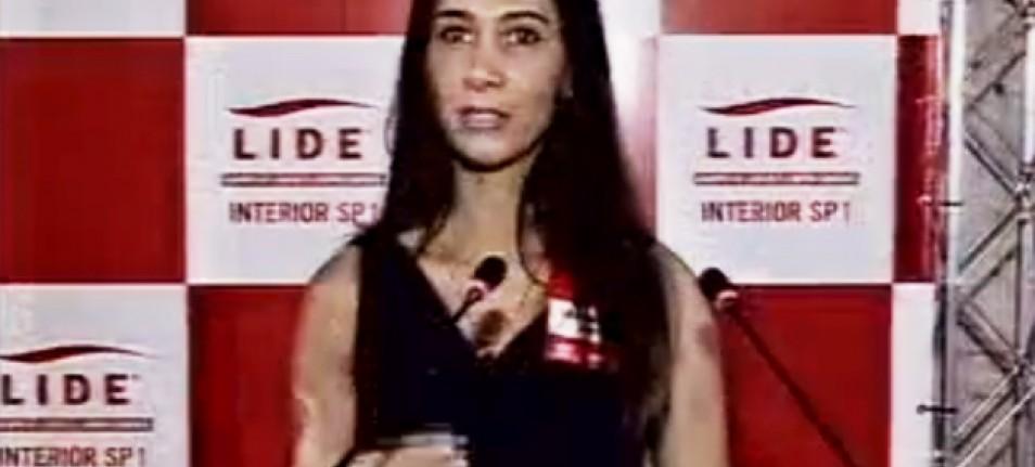 LIDE INTERIOR SP1 é lançado em Ribeirão Preto