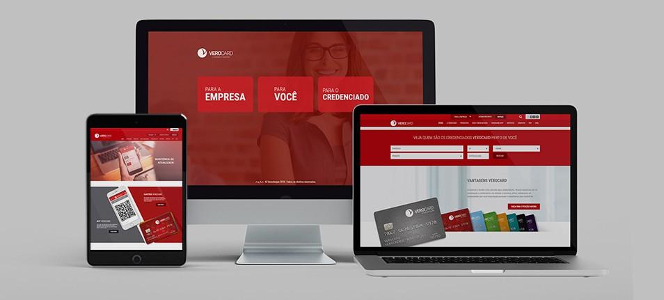Alta desenvolve novo site da Verocard