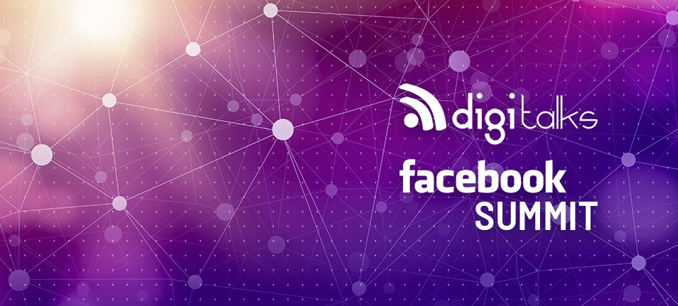 Alta marca presença no Facebook Summit e Masters Digitalks