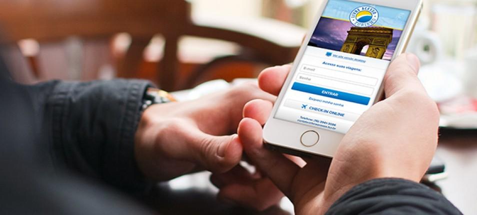 Alta Digital desenvolve nova implementação para site da agência de viagens Livre Acesso  Turismo