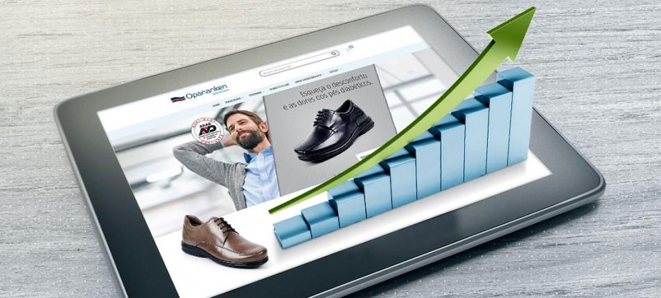 Opananken registra aumento de 260% na receita das vendas digitais