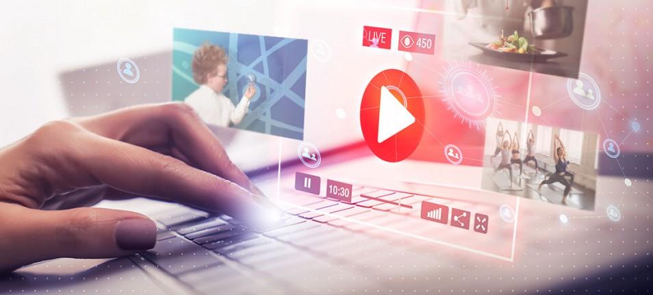 Consumo de vídeos online cresce 135% no Brasil