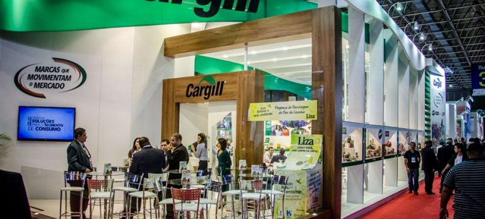 Estande da Cargill, realizado pela Alta, leva prêmio POPAI Brasil na ABAD 2012