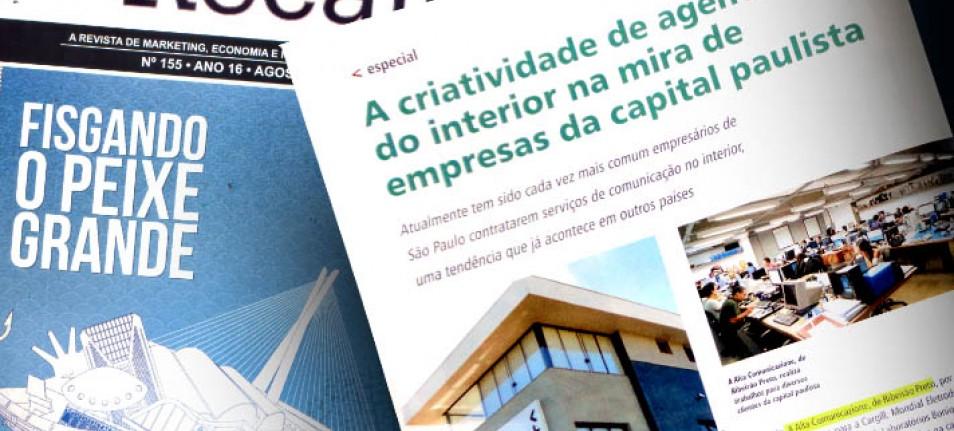 Agências do interior na mira de empresas paulistas