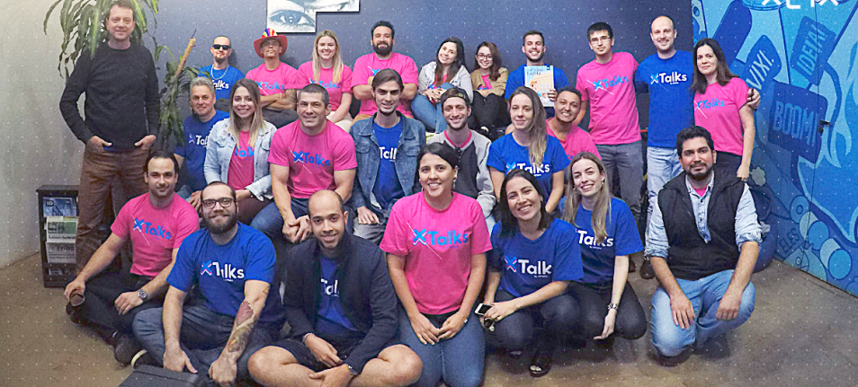 XTalks: Design Thinking na prática