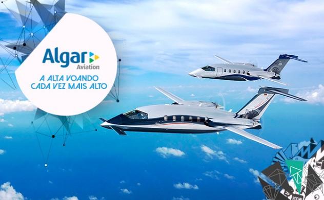 Alta e Algar Aviation: Voando cada vez mais alto