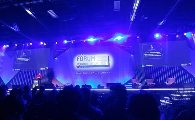 Alta Comunicazione presente no Fórum E-Commerce Brasil